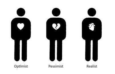 Optimist, Idealist, Pessimist, and The Fourth Kind  – Ashtad Rutomji