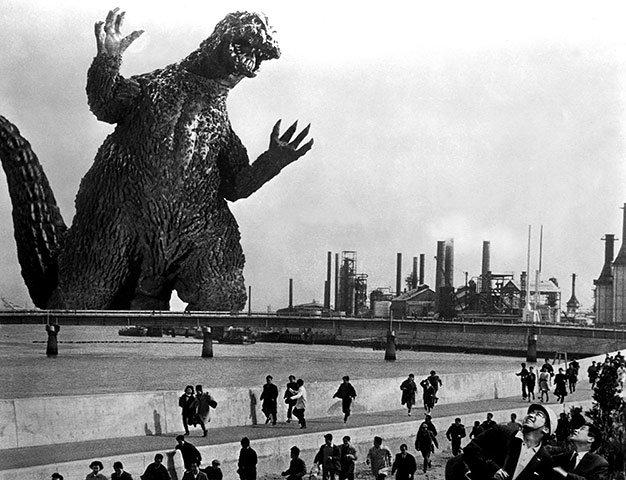 Fighting Godzilla – Kevin O'Hagan