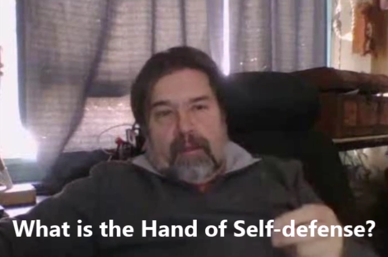 The Hand of Self-defense – Marc MacYoung