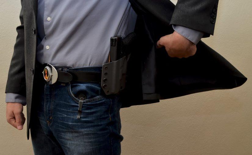"What is ""Weapon Retention? – Dan Donzella and Tim Boehlert"