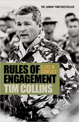Book Review: 'Rules of Engagement: A Life in Conflict' by Tim Collins – Garry Smith
