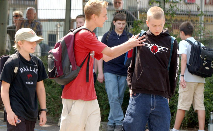 Bullying in Germany, Part I – Rory Miller